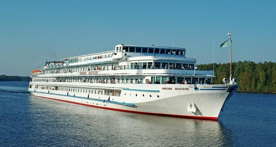 Ship Mikhail Sholohov
