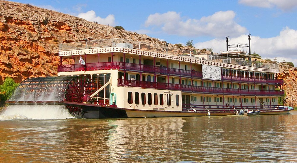 3 night murray river cruise captain cook cruises - 1000×550